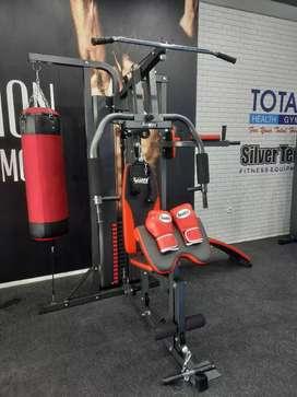 Alat Fitnes HOME GYM 3 SISI Samsak, Bonus Sarung Tinju