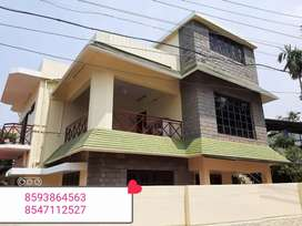 5Cent Plot Cent With 2000 Sq. Ft 4Bhk House In Chinnakada