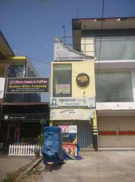 Dijual Ruko 2,5 lantai Full Renov