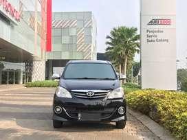 Toyota Avanza 1.5 S Automatic 2009 Hitam Service Record Istimewa