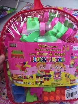 Mainan anak block pintar SIAP KIRIM2