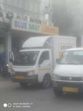 Blue Dart me courier delivered