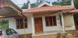 12cent land with 3bhk house