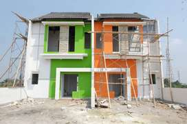 Rumah Mewah Baru Perumahan Dhoho Harmoni Ngronggo Kota Kediri Termurah