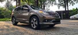 Honda CRV 2.4 Tahun 2013 Tangan 1 Coklat Metalik