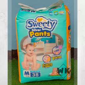 Sweetie Silverpants UK M-38