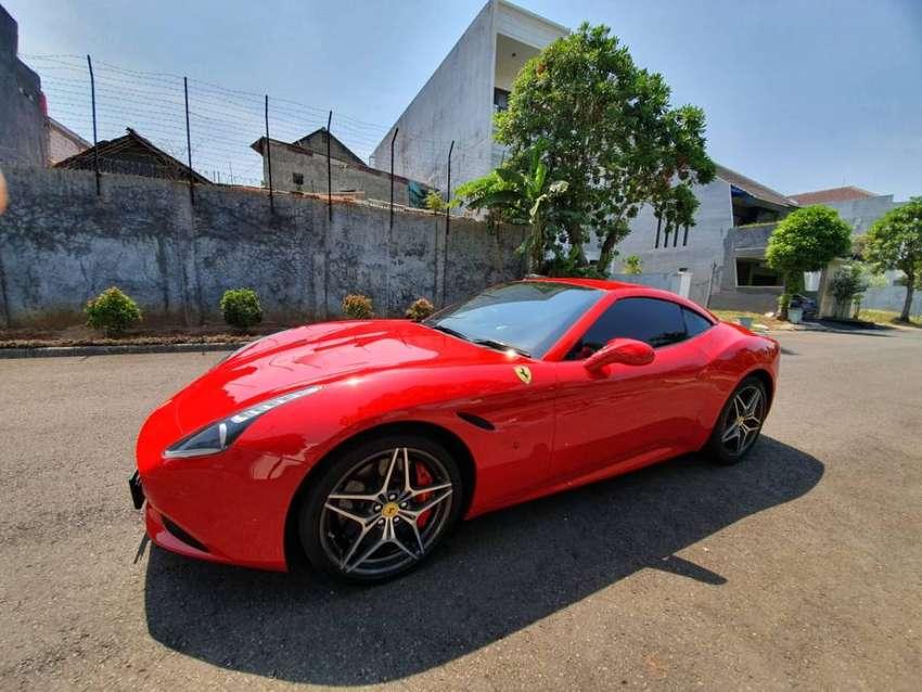 Ferrari California T 2015 ATPM Iconic Red Merah Istimewa Pribadi 0