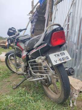 TVS VICTOR 2005 MODEL. ALLOYWHEEL
