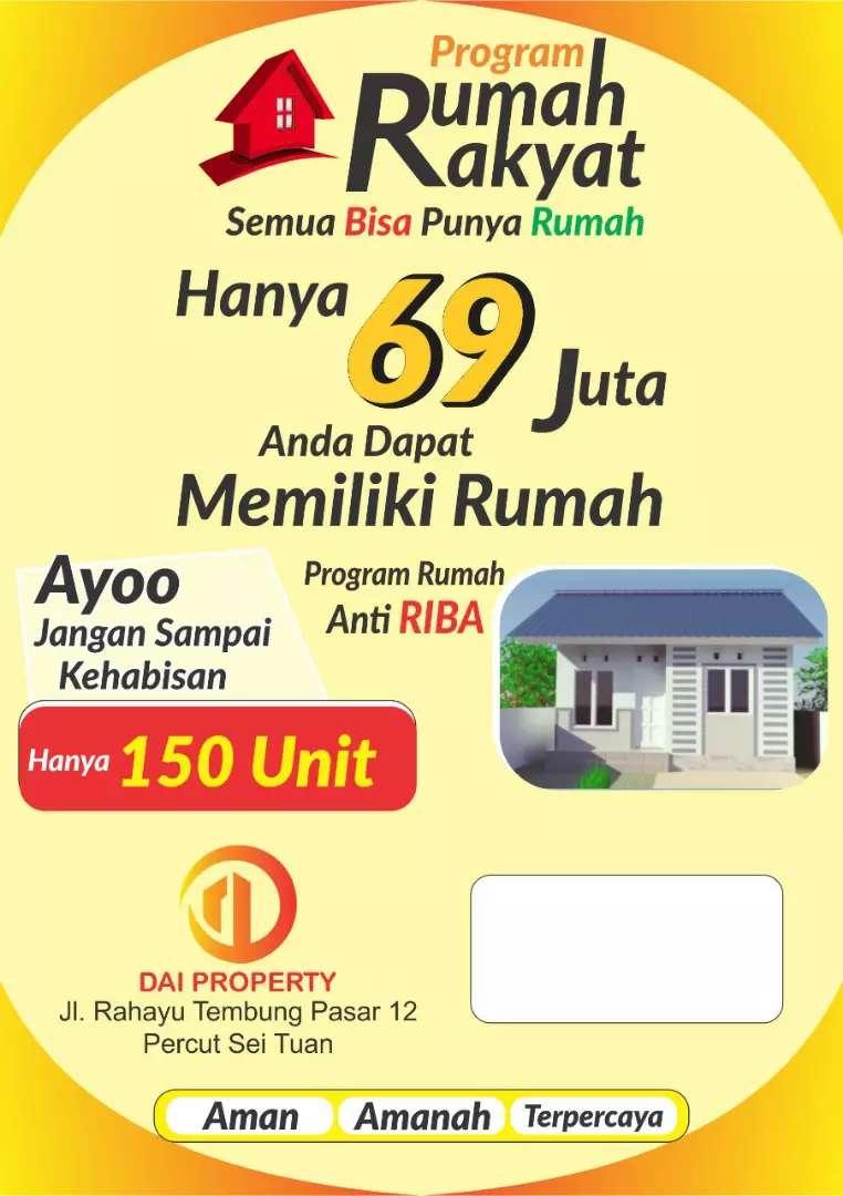 Rumah minimalis murah dan berkualitas 0