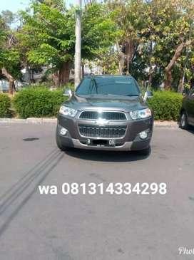 Chevrolet captiva disel Facelift 2011