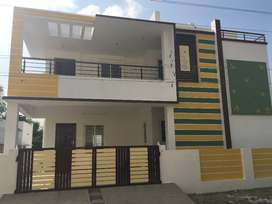 Newly build home 3BHK semi furnished - saravanampatti Upstairs