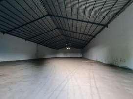 DISEWAKAN Gudang 966 meter di Jl. Tol Sutami