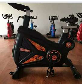 Gym cardio showroom