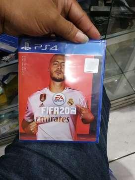 BD FIFA 2020 PS4 NEW