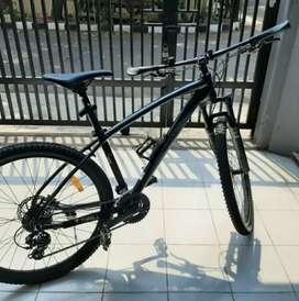 Sepeda Gunung Thrill cleave 1.0 Black