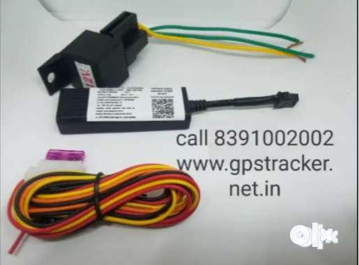 PATNA GPS TRACKER FOR SCORPIO I20 SWIFT ERTIGA INNOVA WITH ENGINE ONOF 0