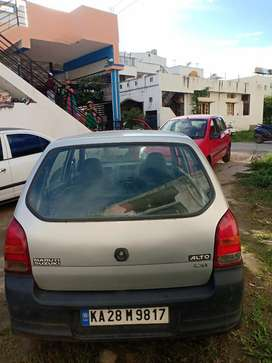 Maruti Suzuki Alto LXi CNG, 2010, LPG