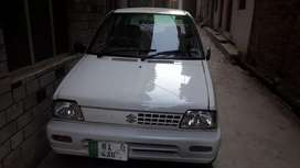 Defence person Mehran just like new car