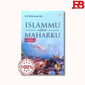 Islamu adalah maharku (eropa 1) - Ario Muhammad Original