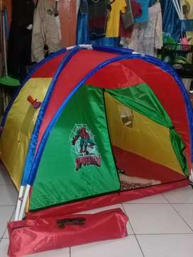 tenda anak mainan cocok buat kado dan bisa cod