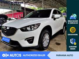 [OLX Autos] Mazda CX5 2014 2.5 Touring High Bensin #Farhana Auto