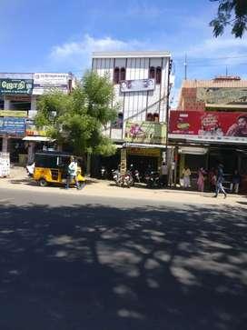 Commercial Space for Rent, 2 nd Floor ,Alagar Nagar Bus Stop , K.Pudur
