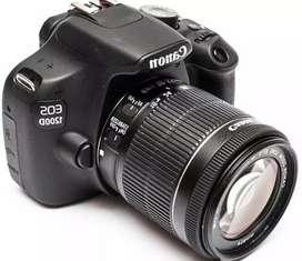 Silahkan Di Kredit Aja Langsung Kamera Canon 1200D