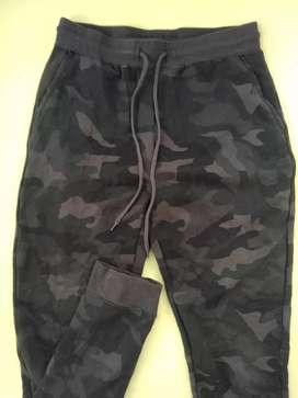 Celana training Jogger imp size S/M