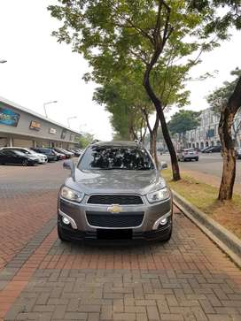 Chevrolet Captiva 2.0 VCDI Diesel AT Abu Facelift 2015