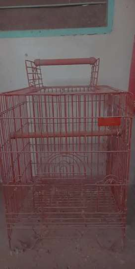 FANCY cage for raw grey parrot and cokatoo