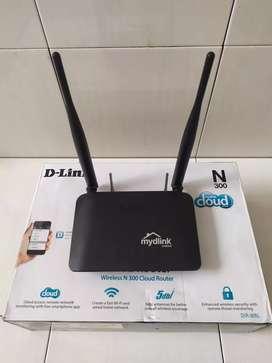 Modem Router D-Link DIR-605L Wireless N300
