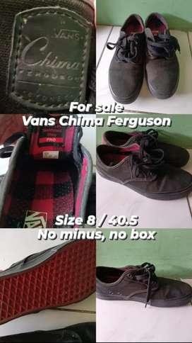 Sepatu Vans Pro (ORI)