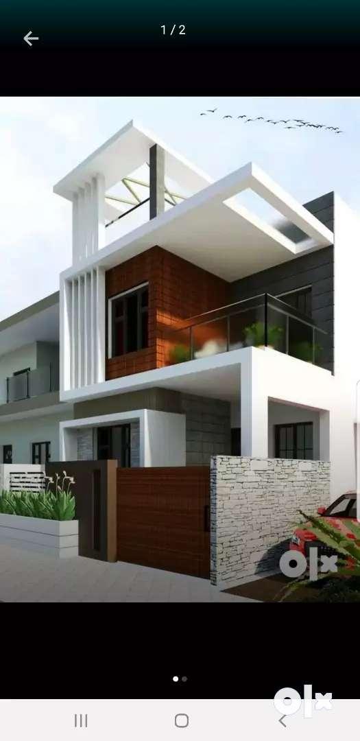 मोहन नगर गली नंबर 4 मैं 18x50 मकान बना कर देना है 0