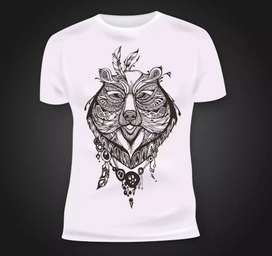 T-shirts print at affordable prices