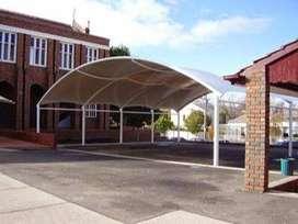 Pusat Jasa Pasang Canopy Membrane