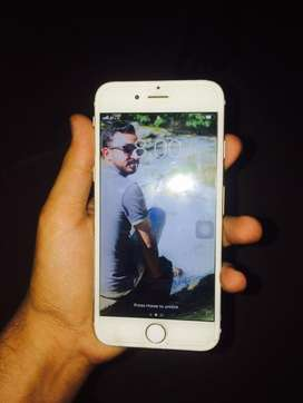 Iphone 6 64GB gold 10/9 condition