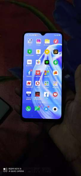 Oppo f15 new condition 2 month old