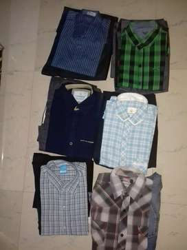 branded shirts. non used. M and L size