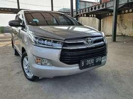 Toyota Innova V Diesel 2.4 AT tahun 2017 KM.LOw Dp Bervariasi