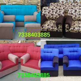 Desirable look and design new sofa set