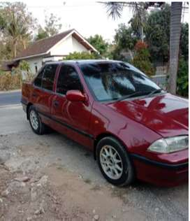 Suzuki esteem merah 1993 Promo
