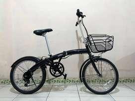 Sepeda Lipat FAMILY 20 Full Alloy