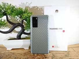 Huawei P40 8/128 fullset resmi indo 5G ready