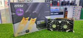 MSI GeForce GTX 1050 Ti 4GT OC Graphic Card