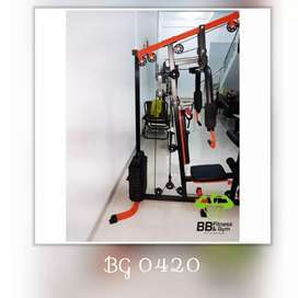Home Gym 1 Sisi // Paramoud IN 15R24