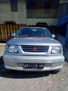 Mitsubishi Kuda 2001