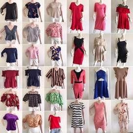 Jual borongan pakaian fashion ex toko