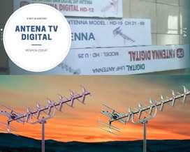 Toko Ahli Pasang Sinyal Antena Tv Siap Tayang