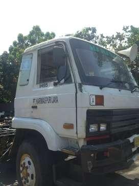 Jual nissan tractor head cwm430 convoy trailer