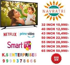 Happy Navratri New Offer 55 Inch Smart Led Tv Original 4K {{Buy Now}}